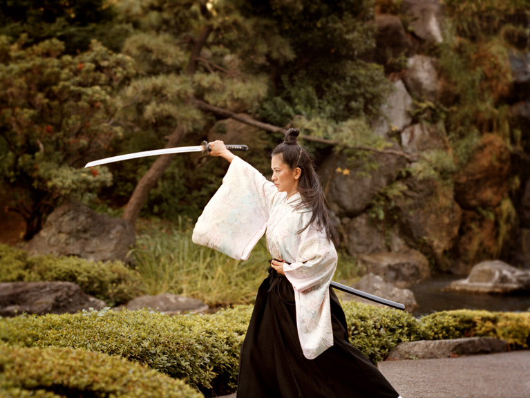 חרב סמוראי יפנית
