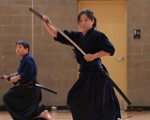 איאיידו אומנות החרב היפנית - לחימה כמו סמוראי