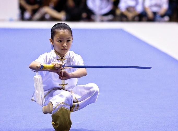 וושו - קונג פו סיני - לילדים ומבוגרים
