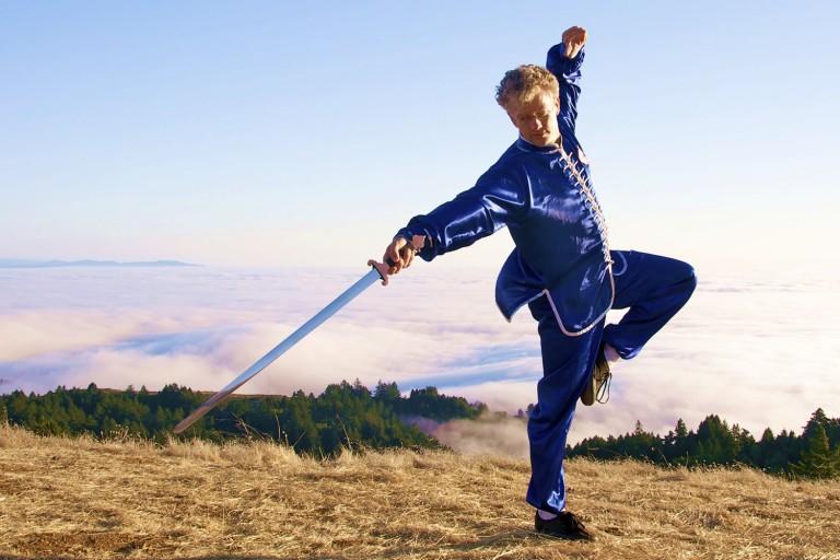 ג'יאן - חרב טאי צ'י ישרה