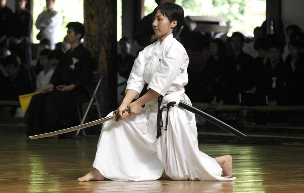 קטאנה - חרב סמוראי יפנית