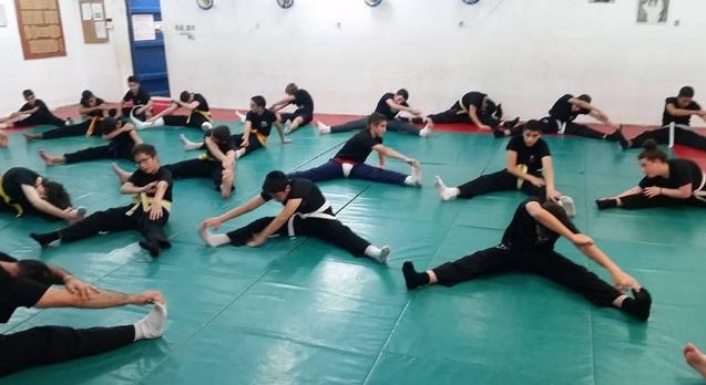 אימון קרב מגע ירושלים