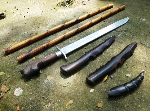 כלי נשק ארניס אסקרימה