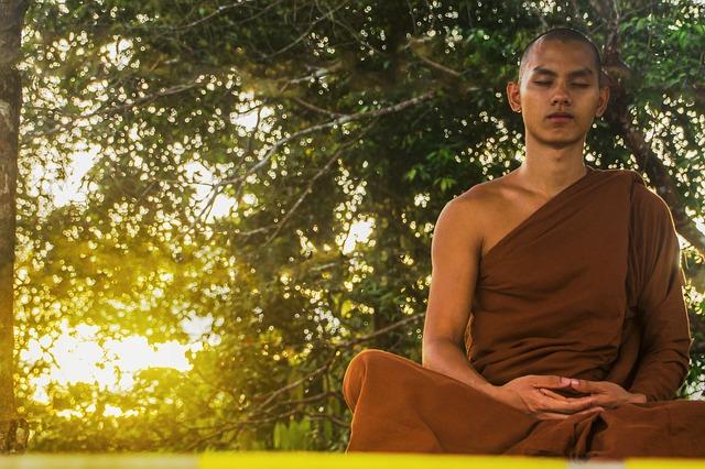 מדיטציה בודהיסטית