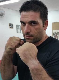 מאור לוי מאמן קרב מגע