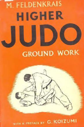 ספר שפרסם משה פלדנקרייז - על ג'ודו באנגלית