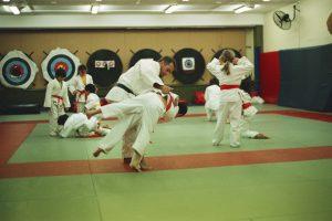 ללמוד ג'ודו - אומנות לחימה יפנית