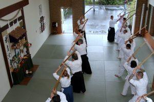 אימון חרב אייקידו