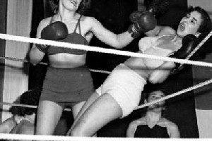 איגרוף נשים