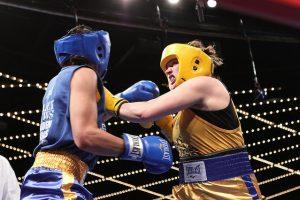 תחרות איגרוף נשים