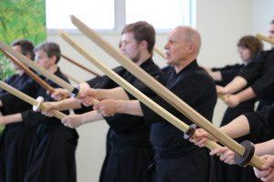 אימון חרב בוקן