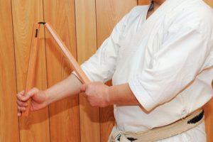 אימון קובודו - כלי נשק יפניים - נונצ'קו