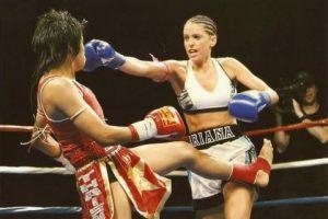 תחרות איגרוף תאילנדי - נשים