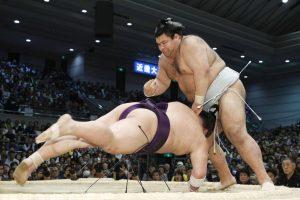 סומו היאבקות יפנית