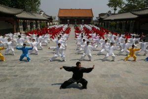 בית ספר לטאי צ'י בסין